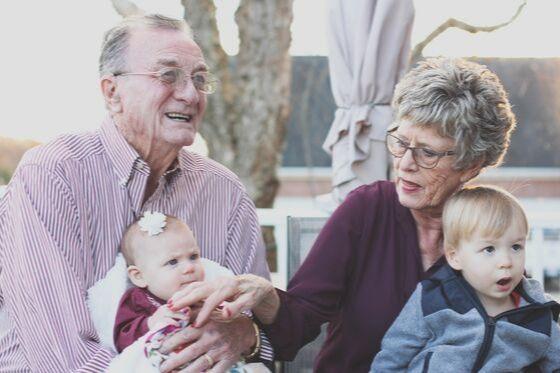 opa's en oma's zijn stom