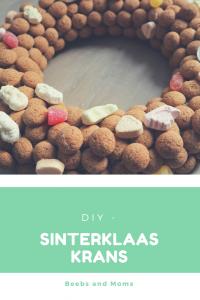 DIY Sinterklaas krans