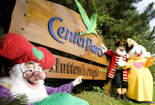 Midweek Center Parcs Huttenheugte