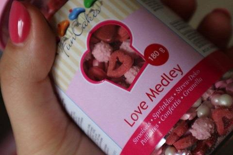 Love Medley Sprinkels