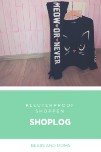 Kleuterproof shoplog