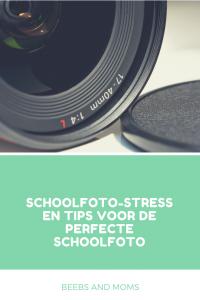 Schoolfoto stress en tips voor de perfecte schoolfoto