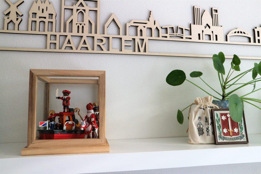 Sinterklaasdecoratie Playmobil