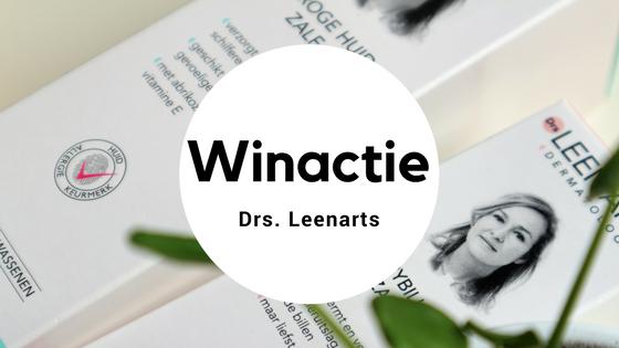 Winactie Drs Leenarts