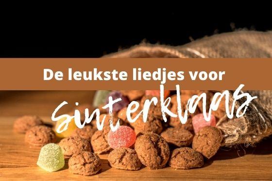 De leukste liedjes voor Sinterklaas