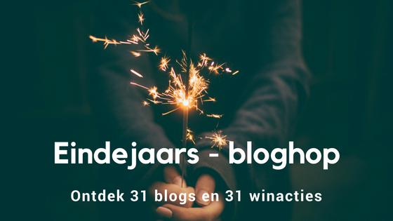 Eindejaars bloghop met 31 winacties