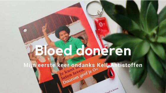 Eerste keer bloed doneren ondanks Kell-Antistoffen