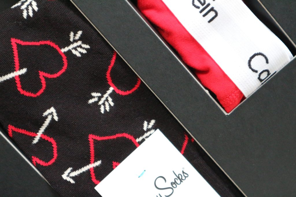 Valentijnsdag cadeaubox Hemd voor Hem inhoud