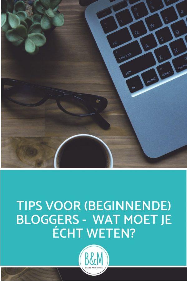 Tips voor beginnende bloggers. Wat moet je weten. Blogtips. Canva.