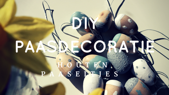 DIY paastakken decoratie