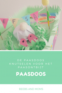 Paasdoos Paasontbijt Pinterest