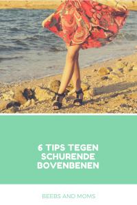 6 Tips tegen schurende bovenbenen