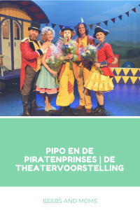 Pipo en de Piratenprinses Theater