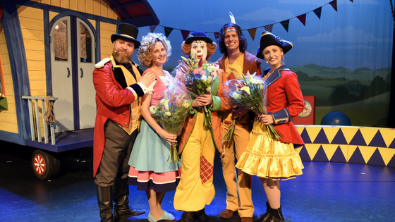 Theatertip Pipo En De Piratenprinses Beebs And Moms