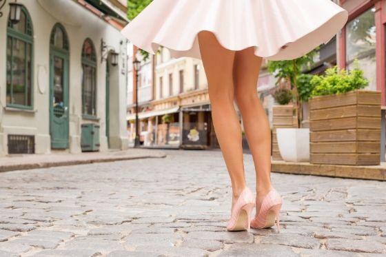 tips tegen schurende benen