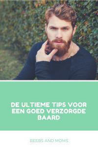 De ultieme tips voor een goed verzorgde baard