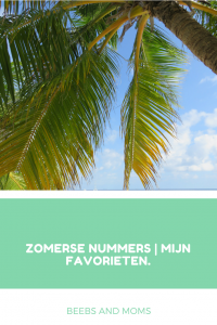 Zomerse nummers