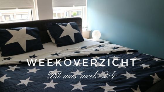 Dit was week 24, weekoverzicht artikelen Beebs and Moms