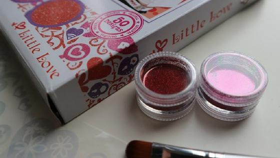 Glitza Glittertattoos maken met je kleuter inhoud set