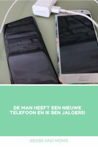 Nieuwe telefoon Samsung Galaxy S8