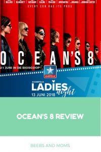 Ocean's 8 review film en movie
