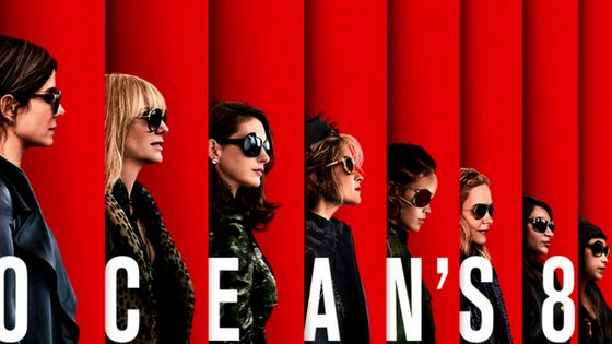 Ocean's 8 review film en movie
