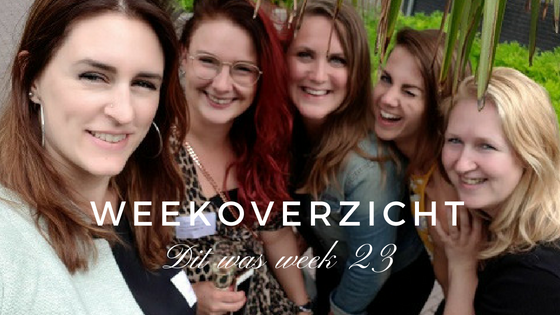 Weekoverzicht dit was week 23