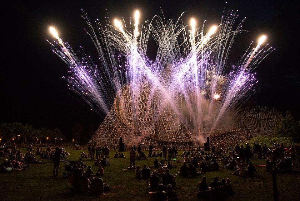 B&M tipt #1 vuurwerk-midzomeravond Toverland