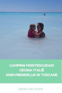 Camping Village Montescudaio Cecina Italië