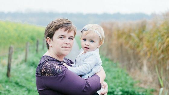 Mijn zwangerschapsverlies Naomi - Van buiten een gezin van 3 maar van binnen een gezin van 4