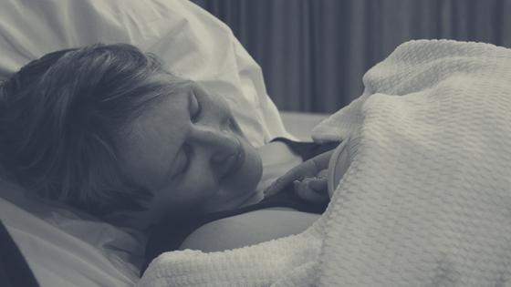 Mijn zwangerschapsverlies Arianne - Een zwart roze wolk