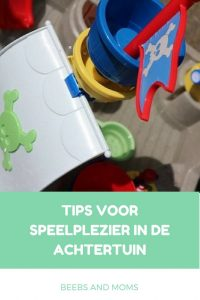 Tips voor speelplezier in de achtertuin review Little Tikes Piraten Watertafel