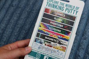 De wereld van Thinking Putty