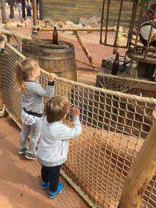 Attractiepark Toverland 2018 met een groot gezin