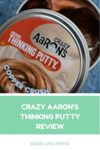 Review Crazy Aaron's Thinking Putty Dutch - Nederlands