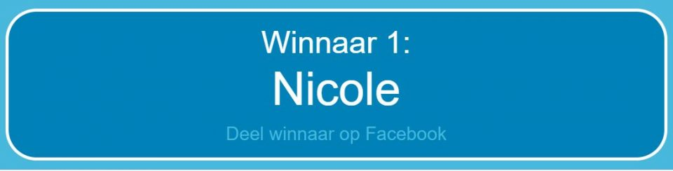 Winnaar Social Media planner Winactie Kim Buining Beebs and Moms 2 jaar