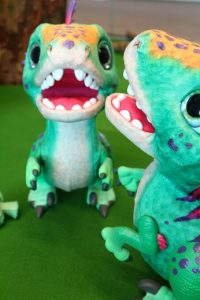 Furreal Friends Dino's Munchin Dinosaurus