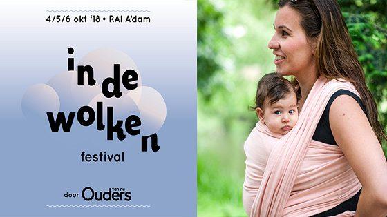 In de Wolken festival winactie kaartjes Ouders van Nu