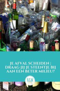 Je afval scheiden - hoe kun jij recyclen