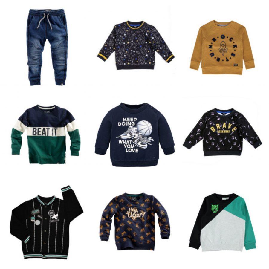 Baby jongens herfst en wintercollectie trends