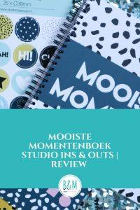 Mijn Mooiste Momentenboek Studio Ins & Outs Review Oplossing voor foto's