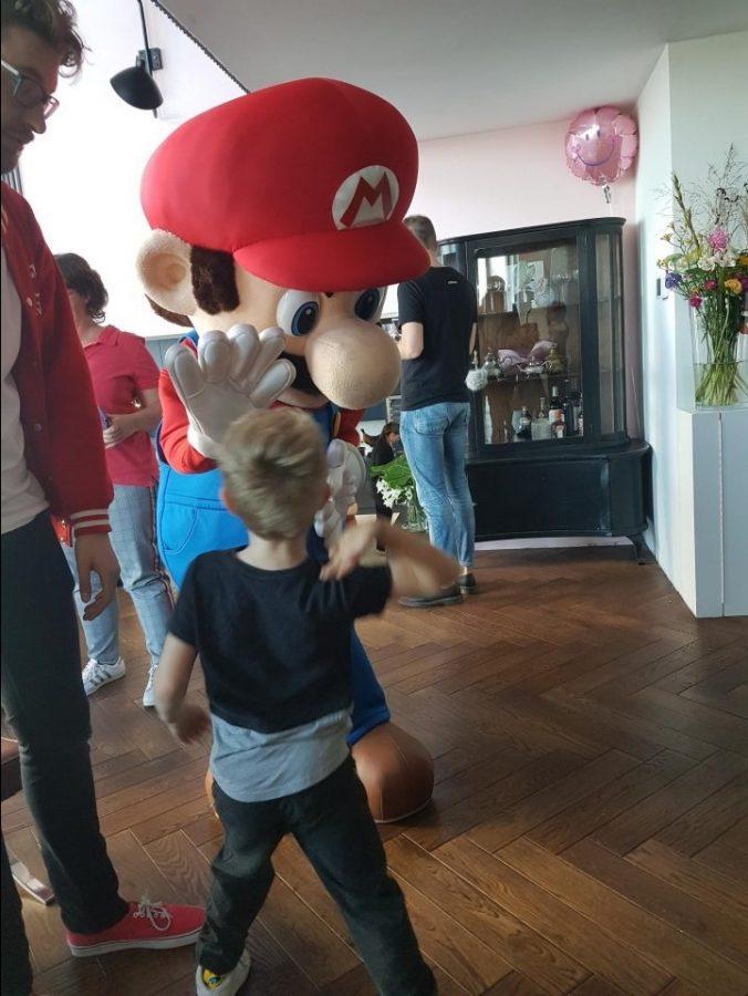 Mario Sonos Nintendo party
