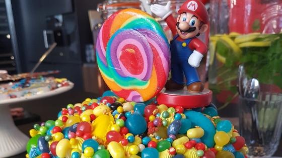 Nintendo Super Mario Party en het geluid van Sonos