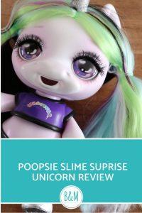 Poopsie Slime Suprise Unicorn review Eenhoorn speelgoed slijm