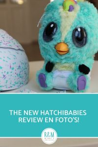 The new Hatchibabies Hatchimals oktober 2018 october nieuw review
