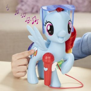 Singing Rainbow Dash My Little Pony