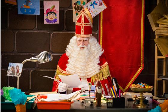 Video van Sint Winactie persoonlijke video Sinterklaas