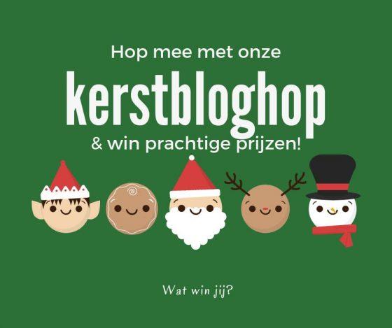 Kerst bloghop 2018