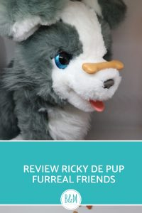 Ricky de Pup FurReal review