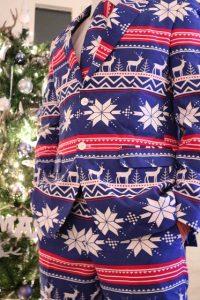 hoe draag je een kerstpak